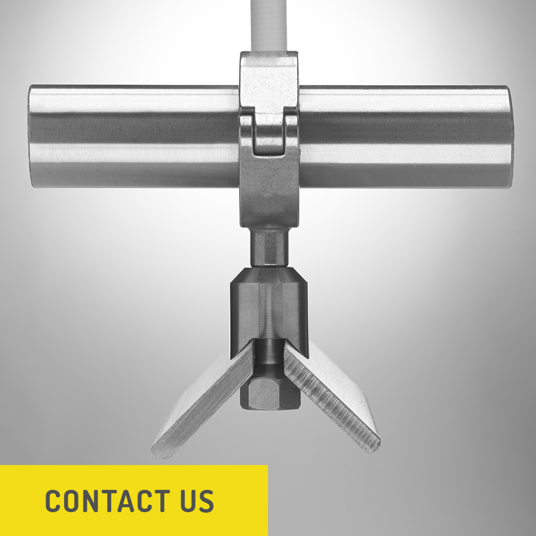 Conduit Support System Contact Button
